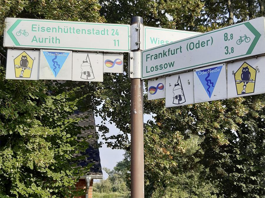 Radtour Oder-Neisse Radweg