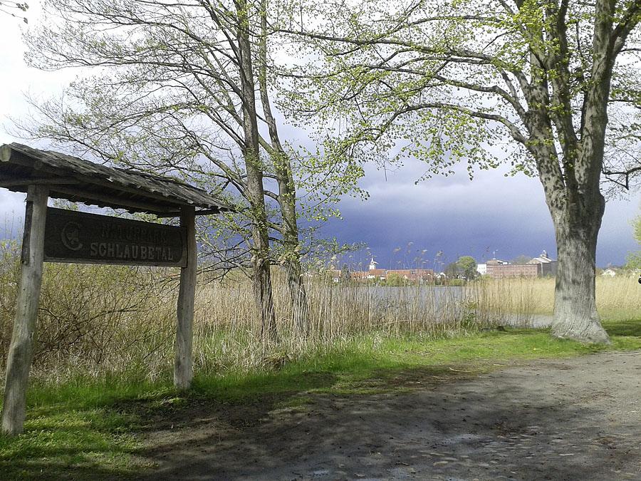 Kurzurlaub Schlaubetal Müllroser See